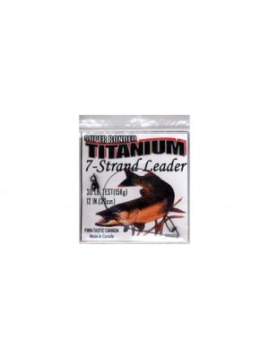"""Struna Titaniu 7-Strand 12"""" - 30 LB"""