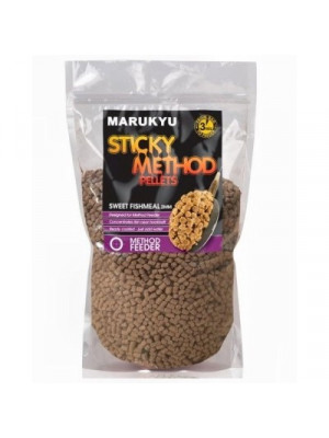 Sticky Method Pellets 800g, 4mm