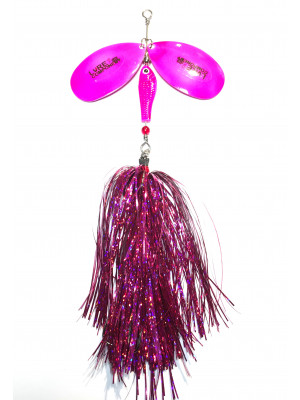 Flashabou bucktail pink