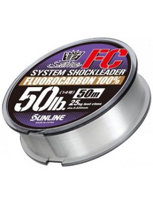 SM SYSTEM SHOCK LEADER FC - 60lb.