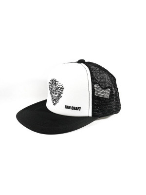 Original Mesh Cap - Black/White