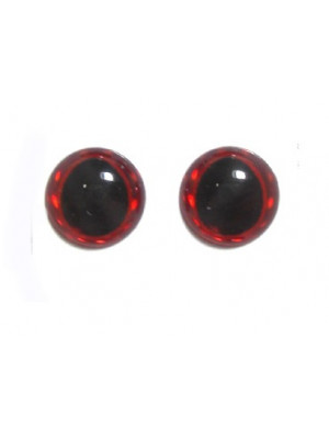 JC178 Spare Eye - Clear Red