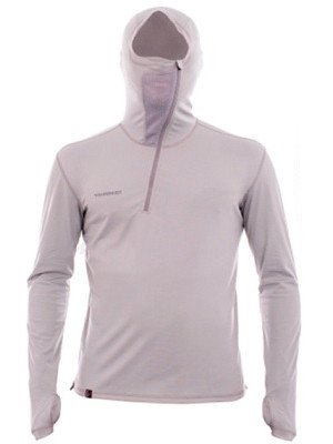 Fahrenheit - Bluza Solar Guard Hoody Gri - L
