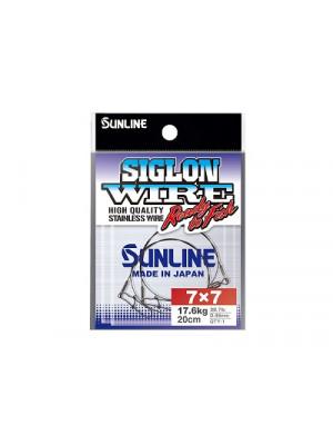 Struna Siglon S-Wire 7x7 20cm - 4.3kg (2buc./plic)