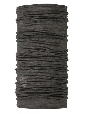 Lightweight Merino Wool - Solid Grey