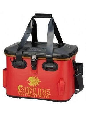 Lion Tackle Bag Red
