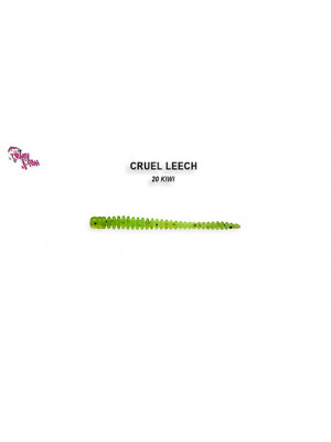 CRUEL LEECH 8 - 5.5 cm - 20 - SHRIMP