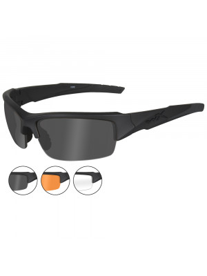 WX Valor Grey/Clear/Rust/Matte Black Frame