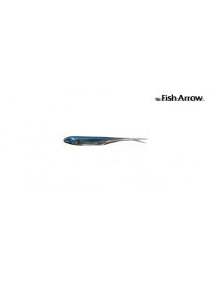 "Flash J Split 4"" - PRO BLUE/SILVER"