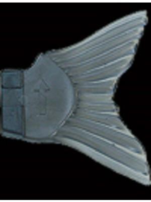 S-Song 115 Normal Tail - #01 Black Smoke