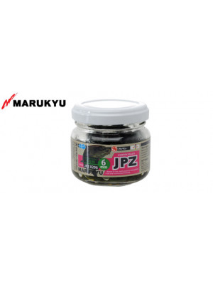 JPZ-0206 - Jelly Hook Pellets - Nori 6mm - VERDE