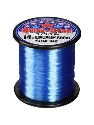 QUEENSTAR 600m - 0.235mm - Blue