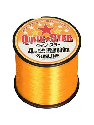 QUEENSTAR 600m - 0.370mm - Yellow