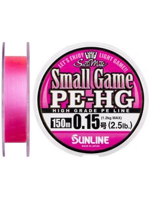 Small Game PE-HG 10LB