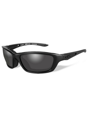 BRICK Smoke Grey Matte Black Frame